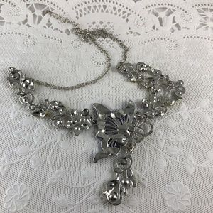Accessories - Just a Bit of Spring Fashion Rhinestone Butterfly